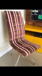 Usado, Conjunto com 6 Cadeiras de jantar Tumar comprar usado  Porto Alegre