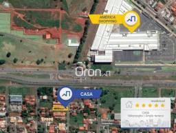 Casa com 3 dormitórios à venda, 144 m² por R$ 310.000,00 - Conjunto Vera Cruz - Goiânia/GO