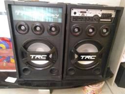 Caixa amplificada TRC 400W