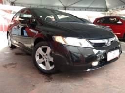 Honda Civic LXS 1.8 2008-2008 Completo, Flex!! Aceitamos Troca, Financiamos em ate 48X!!