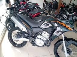 Honda XRE 300 adventure ano 2019 baixo km