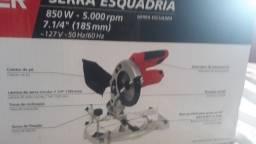 Serra e esquadria 600,00