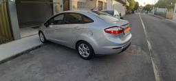 New Fiesta Sedan