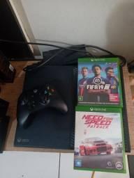 Xbox One fat fosco 500gb