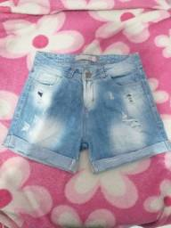 Shorts Jeans Hering n. 40