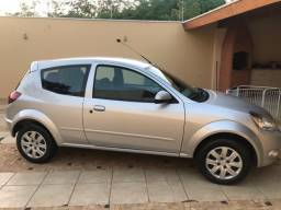 Ford Ka 1.0 Flex Prata