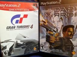 Jogos originais PS2/ Faça sua oferta e eu avalio