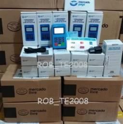 Maquininha de Cartões Crédito Point Mini Chip & Wifi
