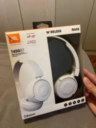 Fone de ouvido JBL T450BT