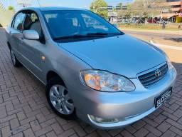 Toyota / Corolla Xei 1.8 Automático (Completo)