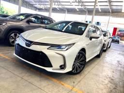 Corolla hybrido 2021
