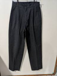 Calça alfaiataria Yves Saint Laurent