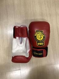 Luva Muay Thai - Pretorian - (consulte combo)