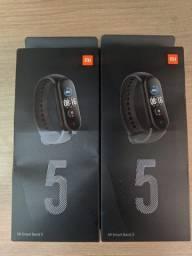 Xiaomi mi Band 5 (Lacrado) - Em português