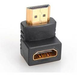 Adaptador HDMI cotovelo