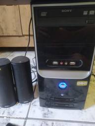 Vendo computador usado completo