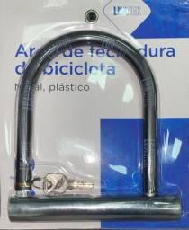 CADEADO U-LOCK (ulock ou u lock) NOVO LACRADO no precinho