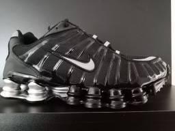 Nike Shox 12 Molas TL Primeira Linha Vietnã Refletivo