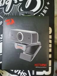 Webcam REDRAGON HITMAN 1080P