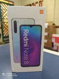 Redmi Note 8 64gb 4gb lacrado branco