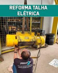 Reparo e Reforma talha elétrica