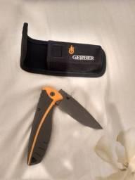 Canivete Gerber Bear Folding Sheat Knife 31-000752