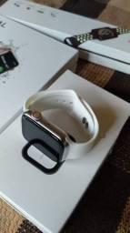 Smartwatch fitness relógio inteligente novo na caixa (Ipatinga)