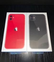 IPhone 11 - 64gb - Novo na caixa lacrada - 1 ano de garantia