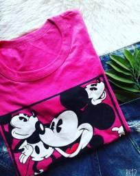 T-shirts Femininas