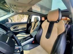 """Land Rover Evoque Dynamic 14/14 c/Teto Int.Caramelo """"Nova"""" AcTroca Particular"""