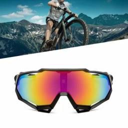 Óculos De Sol Ciclismo Mountain Bike Uv400