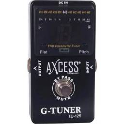 Afinador Gianinni Axcess G Tuner