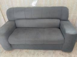 Conjunto com dois sofás