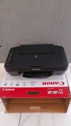 Impressora Canon MG3010 Nova na caixa