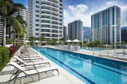 Apartamento 2 quartos ,suite condominio viure Ilha Pura com total infraestrutura
