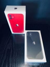 IPhone 11 - 128gb - Novo com 1 ano de garantia
