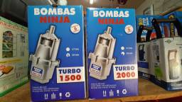 Bombas Turbo Poço / Cisternas Lagos Ninja ( Anápolis )