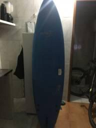 Prancha de surf MORMAI soft bord-pipe lime