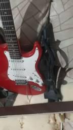 Guitarra Benson com suport