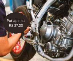 Urso Mecânica de Motos 100% online