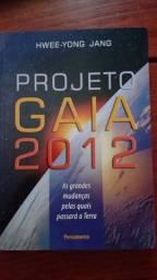 Livro Projeto Gaia 2012