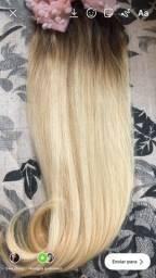 Vendo lindo cabelo Brasileiro
