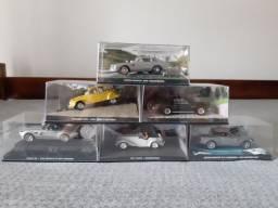 Miniaturas james Bond 007 - Leia o anúncio