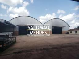 Terreno com 10.200 m² de galpões, Melhor custo do mercado/ GL00018