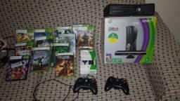 Vendo ou troco um Xbox 360 travando