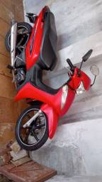 Biz 100 ks pedal ano 2015