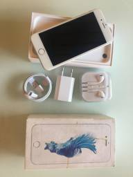 IPhone 6s 128gb Silver Completo