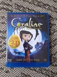Blue ray Coraline