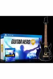 Guitar Hero Live PS4 Completo