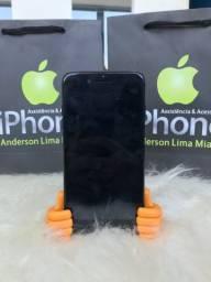 Iphone 7plus 256gb preto seminovo